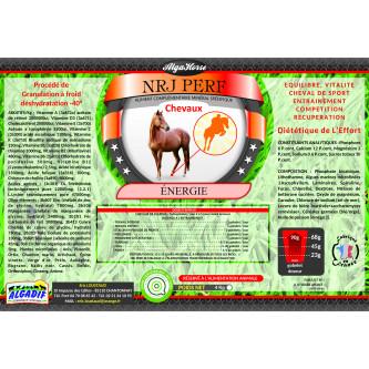 Alga Horse NRJ Perf