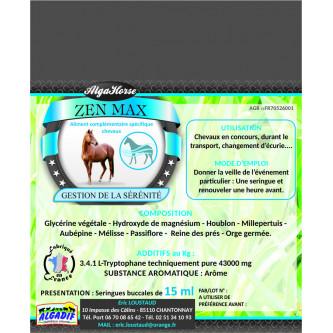 Alga Horse Zen Max
