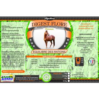 Alga Digest Flore