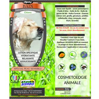 Alga Dog Bain