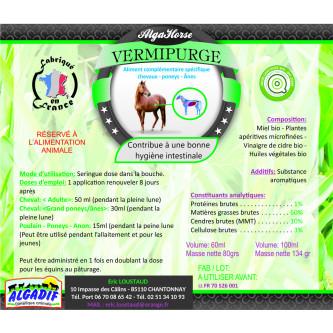 Alga Horse Vermipurge
