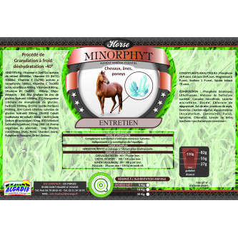 Horse Minorphyt